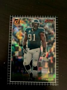 2019 Panini Donruss Football Edition Insert Action All Pros Fletcher Cox $1.00