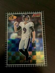 2019 Panini Donruss Football Edition Insert Action All Pros Justin Tucker $1.00