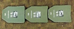 PLATE ARMOR 7.62MM APM2 PROTECTION 092007