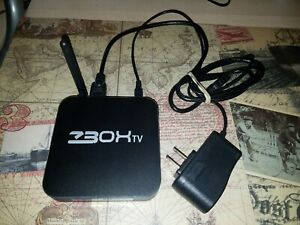 Zbox Tv ALL-IN-ONE Home Entertainment System Wifi HDMI Box