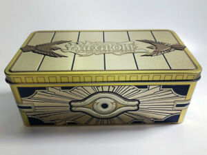 Yu-Gi-Oh! TCG: 2019 Gold Sarcophagus Tin ENGLISH