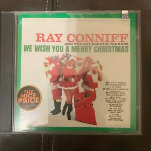 We Wish You a Merry Christmas by Ray Conniff & the Singers CD Columbia