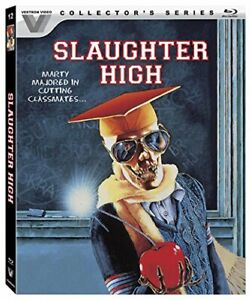 Slaughter High Bluray Digital HD Blu ray $18.99