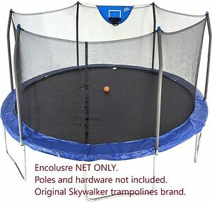 15' Round and 16'x14' Oval Enclosure Net