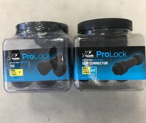 "SharkBite ProLock Fittings PE-RTSharkBite PEX Pipe 1"" Tee & 34"" Slip Connector  $34.99"
