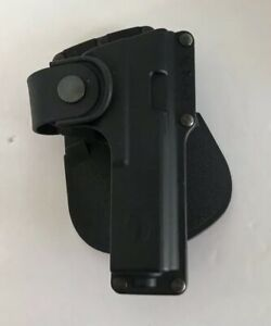 Fobus RH Tactical Light attached Paddle Holster for Glock 17 22 31 GL 2*EMZ