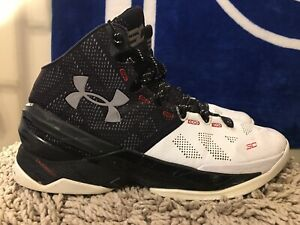 Under Armour 3C Stephen Curry Men's Basketball Shoes White  Black Size 13