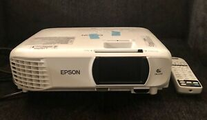 EPSON Home Cinema 1060 PROJECTOR V11H849 Full HD Theater Projector wmount