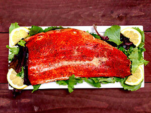 SYD#x27;S Smoked Salmon 1.2 pounds the best salmon you will ever try