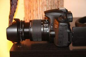 MINT Canon EOS 60D Digital camera 18.0 MP SLR with 18 55mm IS II Lens 2 LENSES $449.99