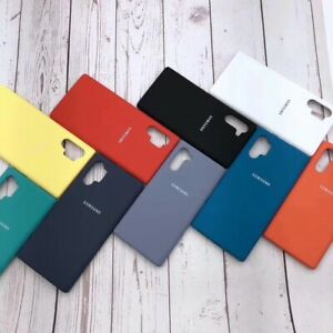 For Samsung Galaxy Note 10/ Note 10 Plus Original UltraThin Silicone Case Cover