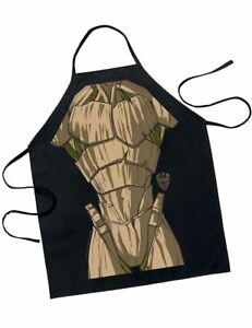 ICUP Inc Marvel Guardians of the Galaxy Groot Character Apron NEW