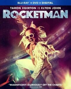 Rocketman (Blu-Ray+DVD+Digital) NEW w/SLIP