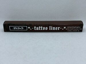 Kat Von D Tattoo Liner Mad Max Brown FULL SIZE in Box
