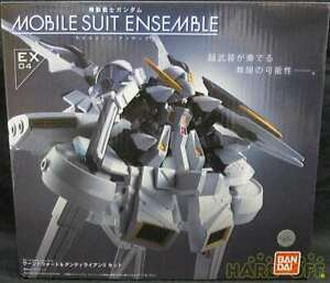 Bandai Mobile Suit Ensemble Ex04 Wound Wart Dandy Ryan Ii Set Real Robot