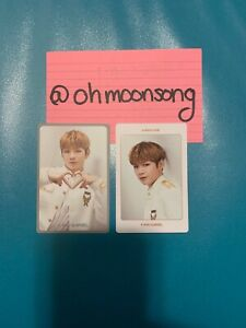 [Wanna One] Kang Daniel One: The World In Seoul Official Photocard