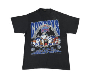 New Dallas Cowboys Superbowl Champions Looney Tunes T-Shirt S M L 234XL D1830