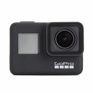 GoPro HERO7 Black Waterproof 4K Compact Action Camera Camcorder w Touch Screen