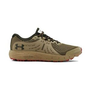 Under Armour 302195130110.5 Charged Bandit Trail Sz10.5 Mens Outpost Green Shoe
