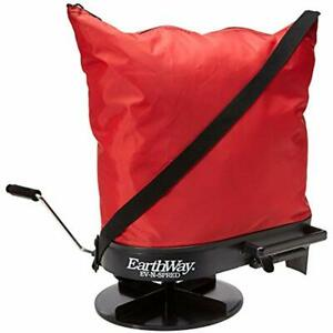 2750 Hand-Operated Nylon Bag Spreader/Seeder, Perfect For Hilly Wet Terrain, 25