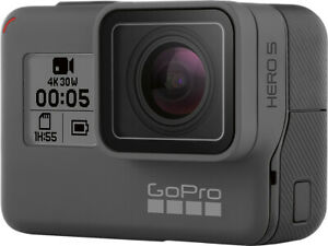 NEW GoPro HERO 5 Black Waterproof Action 4K Ultra HD Camera Touch Screen