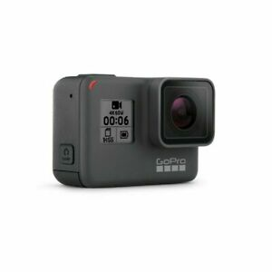 NEW GoPro HERO 6 Black Waterproof Action 4K Ultra HD Camera Touch Screen