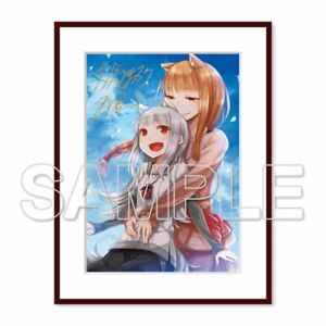 Dengekiya 25Th Anniversary Theory Spice And Wolf Wolf And The Parchment New