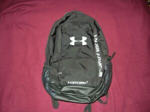 NEW Under Armour Storm 1 Backpack (BlackGrey)