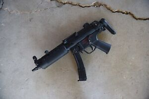 Airsoft H&K Licensed Umarex AEG MP5 MP5a5 MP-5 MP-5a5 Competition Series