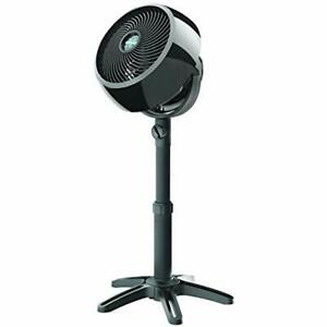 7803 Large Pedestal Whole Room Air Circulator Fan Adjustable Height Controls