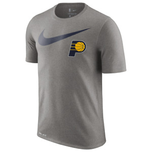 Indiana Pacers NBA Men's Nike Dri Fit Swoosh Team Logo T Shirt, Small, NWT $23.70
