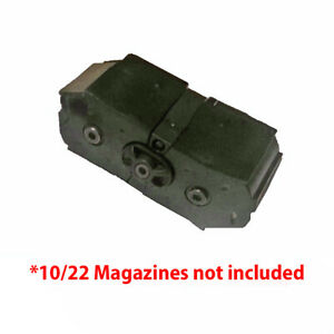 HTA Mag Connector Black Ruger 22LR 10 22 Rifle