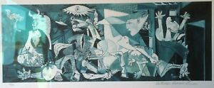 Picasso Estate Signed Edition