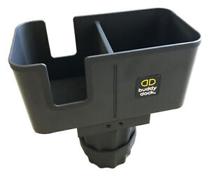 Buddy Dock Car Cup Holder Organizer - Fits Any Cup HolderVehicle Adjustable