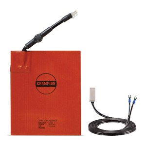 100895 Champion Home Standby Battery Heater Kit