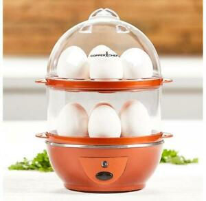 AS Seen On Tv Copper Chef Perfect Egg Maker