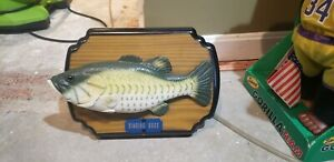 Very Rare Singing Bass Wild Thing Release Me Bass Trout Catfish Lobster