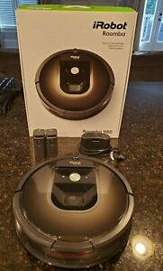 iRobot Roomba 980 Wi-Fi Connected Robot Vacuum Cleaner
