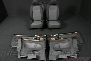 Orig Seats Fairing Heated Seats Fabric Interior Design VW New Beetle 5C Coupe