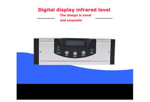 600mm Digital Display Infrared Level Instrument Angle Ruler Horizontal Bubble