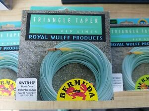 Triangle Taper Fly Line