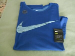 NIKE MEN'S BIG & TALL DRY FIT  ATHLETIC CUT T SHIRT SIZE 3XL - NEW WITH TAGS
