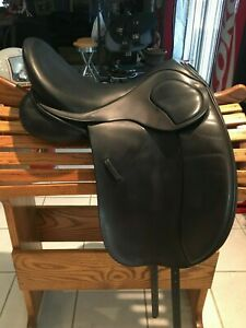 Laser Trident Saddle 17.5 Very Good Condition
