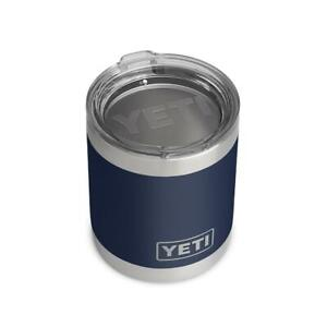 YETI Rambler 10oz Stainless Steel Vacuum Insulated Lowball with Standard Lid