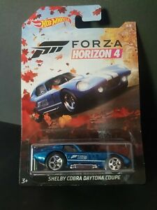 FORZA HORIZON 4 - SHELBY COBRA DAYTONA COUPE ☆ HOT WHEELS 2019 XBOX PS4 #1