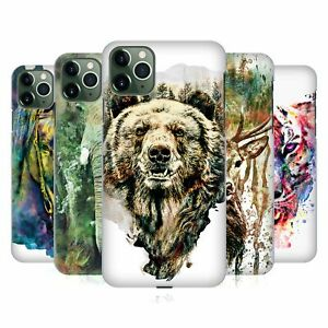 RIZA PEKER ANIMALS HARD BACK CASE FOR APPLE iPHONE PHONES