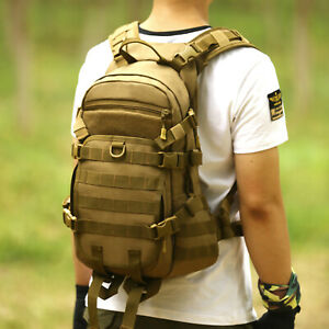 25L Military Tactical Backpack Assault Pack MOLLE Bug Out Bag Ar