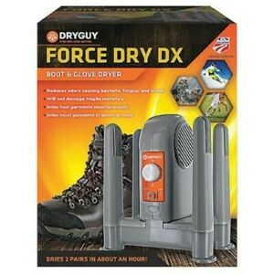 NEW DryGuy DX Forced Air Boot Dryer and Garment Dryer NIB Free Shipping to USA