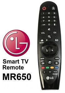 Original LG Magic Remote Control AN-MR650 for LG Smart TV 2016 USA NEW