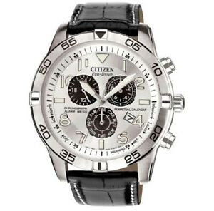 Citizen Men's Eco Drive Chronograph Perpetual Calendar 44mm Watch BL5470 14A